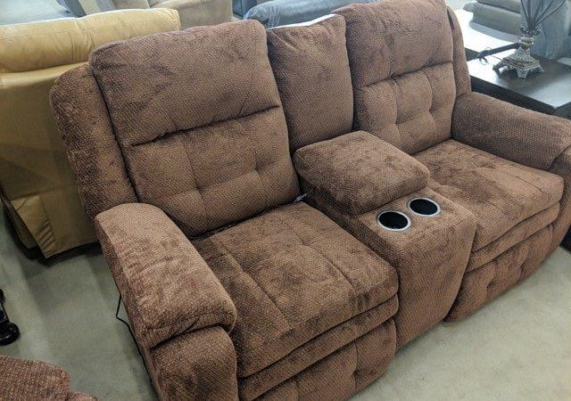 inspire power reclining sofa