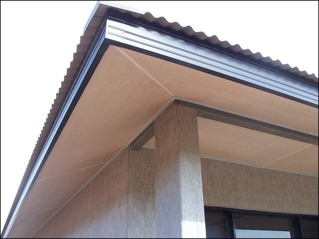 soffit/fascia replacement