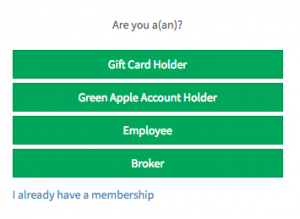 web app step 3 screenshot